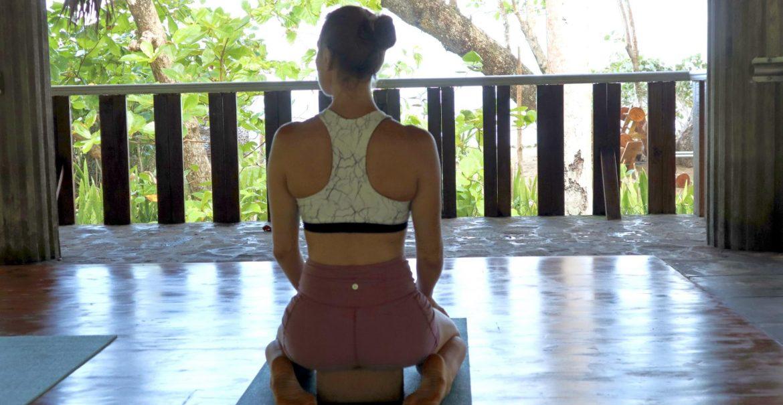 yoga in natura cabana